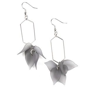 Extra Ethereal silver earrings